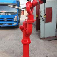 厂家批发新疆栓炮一体式消防水炮 栓炮一体式消火栓 3C认证