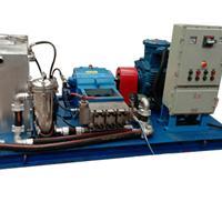 厂家直销防爆型1000公斤压力工业非常高压清洗机 换热器清洗设备