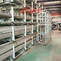 管材整捆存放架 伸缩悬臂式货架设计 型材钢材都可以使用