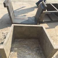 梯形排水沟模具设计方式