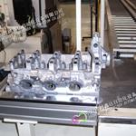 佛山发电机滚筒线翻转机、顺德汽油机生产线、广州水泵阀门装配线