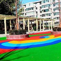 上海硬地丙烯酸羽毛球场种类上海橡胶安全地垫工程预算