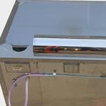 扇形铁板烧台面规格