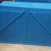 一诺牌全钢爬架网――0.6mm板厚建筑爬架网海量现货供应