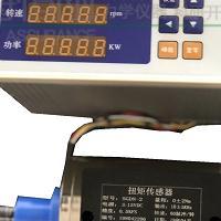 电机输出轴扭矩测试装置