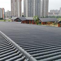 玻璃鋼阻燃瓦 別墅屋面裝飾瓦 新型環保瓦廠家直銷