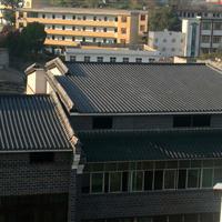 中原地区屋顶用什么瓦好
