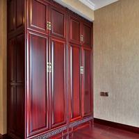 长沙定制欧式原木家具、原木橱柜、哑口套定制工厂实力