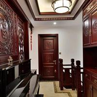 长沙定制整房实木家具、实木博古架、橱柜定制工厂专业