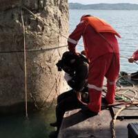 明光水下作业公司、工程潜水员队伍