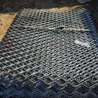 脚手架钢笆网片――75*100cm建筑钢笆片 钢竹笆1吨起批