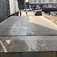温州旧地磅回收 求购100吨二手地磅 16米地磅