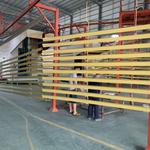 南沙大岗镇专业喷涂线 来料加工各种钣金 钢材喷涂加工