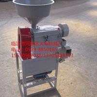 铁辊谷子碾米机品质可靠水平高