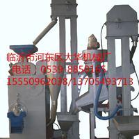 成套谷子碾米機組工作流程