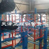 12米鋼管貨架優勢原理 12米管材貨架報價