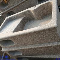 厂家现货石雕洗衣池搓洗一体式石雕家居别墅用品摆件
