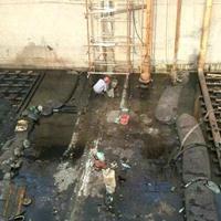 扬州市废水池交接缝补漏施工