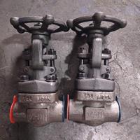 供应Z61W锻钢闸阀 焊接闸