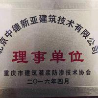 重庆建筑灌浆防渗技术协会