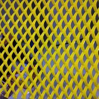 上海机房吊顶金属铝合金扩展网 白色扩张网板报价