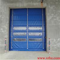 旭日环照生产透明背带门提供安装
