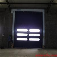 不锈钢工业背带门 不锈钢折叠背带门 不锈钢高速背带门