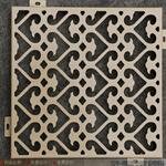 定制冲孔铝单板 镂空雕花铝板 铝板做花造型加工氟碳喷涂厂家