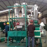 汉中自动化提芯磨面机组可自动皮芯分离