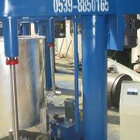 淮安乳胶漆高速分散机升降自如可调速防爆安全可靠