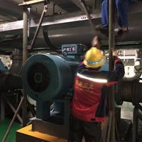 taco空调循环泵漏水南京江宁机械密封更换