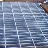 厂家直销镀锌钢格板,电厂钢格板