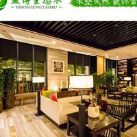 忻州生态木40*45天花吊顶生产商