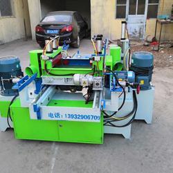 双端梳齿机和自动接木机整套设备 接旧方木的机器多少钱