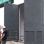 配电房门,变压器室门,配电房折叠门生产厂家