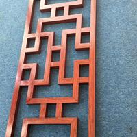 铝合金格栅 铝花格廊架专业厂家设计制作