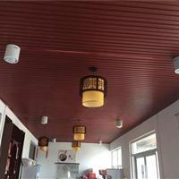 錦州自然木大長城板材室內集成墻板背景墻