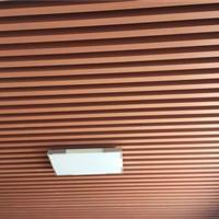 木塑装饰板绿可木 背景电视墙装修卫生间吊顶材料
