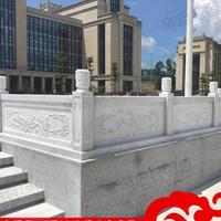 汉白玉栏杆报价-汉白玉石雕栏板厂家-九龙星石业