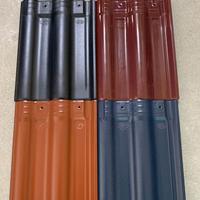 山东全瓷琉璃瓦厂家供应-陶瓷瓦,全瓷彩瓦,连锁瓦,琉璃瓦