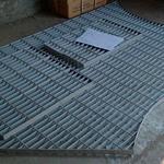 复合钢格栅,玻璃钢格格栅板,钢梯踏步板