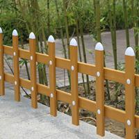 湖北迈伦 pvc 塑钢护栏  幼儿园护栏  绿化护栏厂家