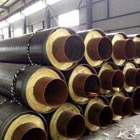 潮州市高密度聚乙烯外护套聚氨酯泡沫塑料预制直埋保温管价格