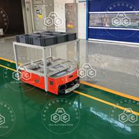 AGV-AGV小车-激光AGV-AGV系统提供商-深圳市米克力美科技有限公司