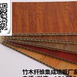 娄底竹木纤维集成墙板快装护墙板学校幼儿园安装效果