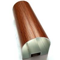 广州厂家直销 喷粉铝圆通吊顶天花 铝圆管1.0mm厚 6米内可定制