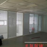 深圳办公室玻璃隔间厂家-深圳铝合金玻璃隔间价格