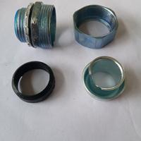 六盘水供应锌合金防水金属软管接头 端式接头