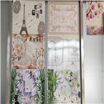 太原背景墙3D铝单板-UV喷涂铝单板-多种图案定制