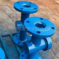 供应法兰水流指示器厂家_GD87水流指示器